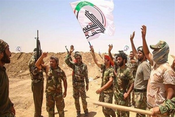 الحشد الشعبي ينفذ عملية أمنية بمحاذاة الحدود السورية