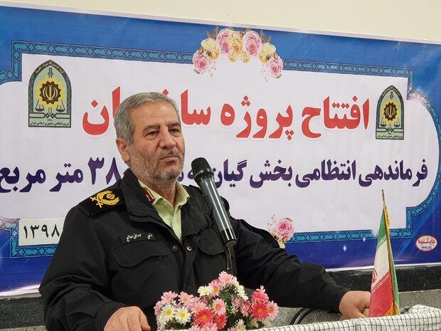 اقدامات امنیتی و انتظامی در استان همدان مانع بروز خلاء امنیتی شد