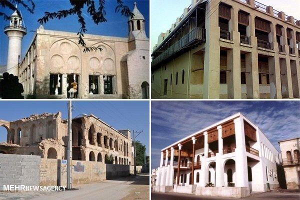 ثبت ۳۵ اثر تاریخی و فرهنگی استان بوشهر در فهرست آثار ملی کشور