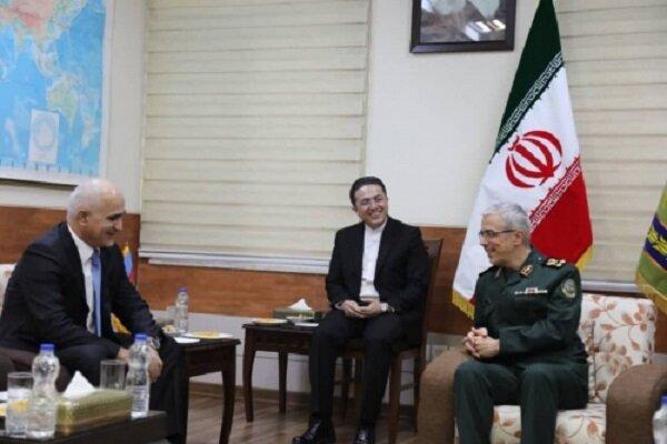 Regional players cannot stand Iran-Azerbaijan warm ties: Bagheri