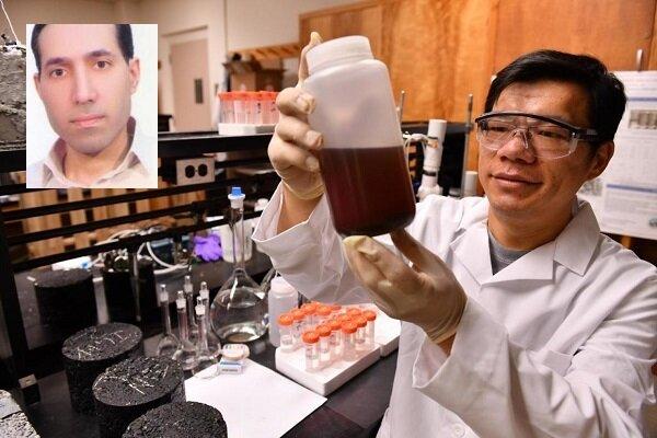 تولید مایع ضد یخ با پوست انگور توسط محقق ایرانی