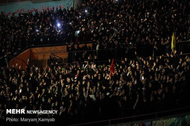المؤتمر الوطني ل92 الاف من الشهداء التعبويين
