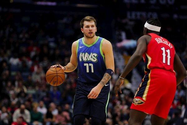 New Orleans Pelicans-Dallas Mavericks maçı özeti