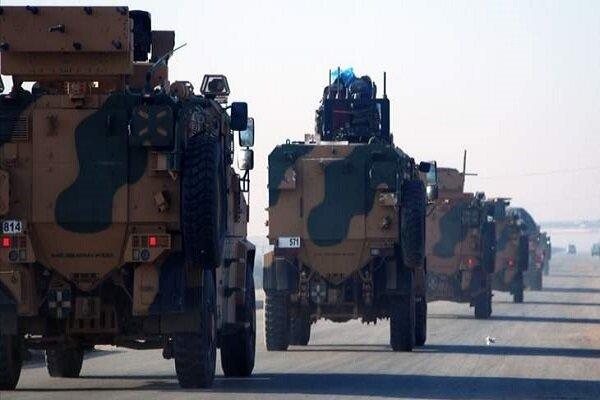 تعزيزات تركية تصل إلى حدود سوريا