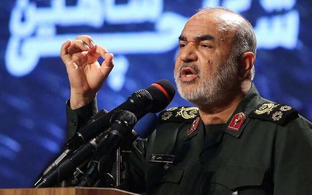 Nation gave U.S. another slap in the face, says IRGC chief