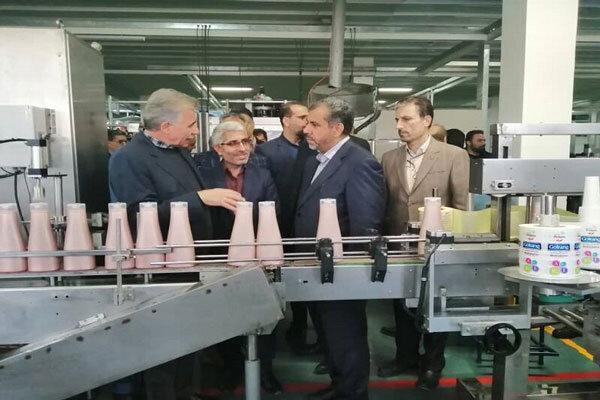 استاندار قزوین از سه واحد صنعتی بازدید کرد