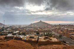 ایران کا صحرائی اور ریگستانی علاقہ