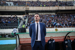 Eteghlal says ready to get over problems with Stramaccioni through dialogue