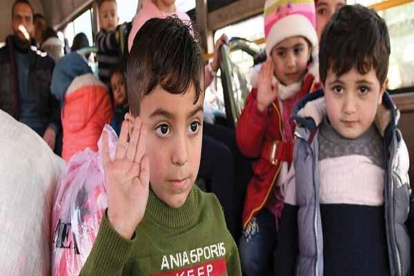 Rusya: Sivillerin İdlib'den ayrılmaları için 3 yeni kontrol noktası faaliyete geçirildi