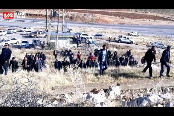 آغاز غرس ۲۰۰ هزار اصله نهال در شهرستان بویراحمد