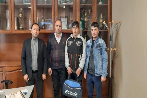 قهرمانان مناطق روستایی و محروم اردبیل حمایت میشوند