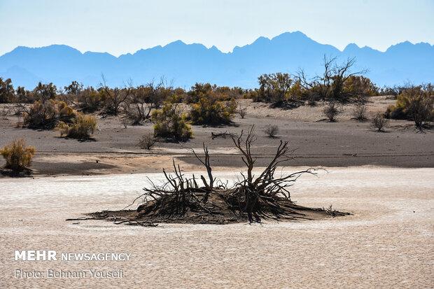 Meet the mysterious Iranian desert: Rig-e Jenn