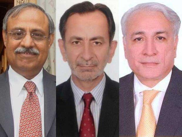 پاکستانی حکومت نے چیف الیکشن کمشنرکے لئے تین نام تجویز کردیئے