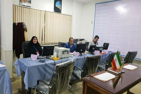 ۲۶ نفر در شهرستان قزوین برای مجلس ثبت نام کردند