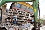 Kenya'da 6 katlı bina çöktü!