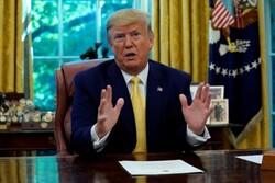 صدر ٹرمپ نے اپنے مواخذے کے عمل کو جعلی قراردیدیا