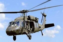 کشته شدن ۳ نظامی آمریکایی بر اثر سقوط بالگرد در ایالت مینهسوتا