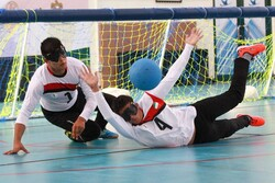 Iran goalball