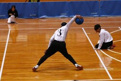 Iran fall short against China at Asia-Pacific Goalball Champs