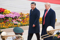 روسای جمهور چین و آمریکا تلفنی گفتگو کردند