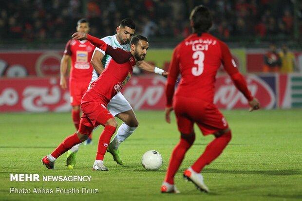 Persepolis stuns Zob Ahan in IPL