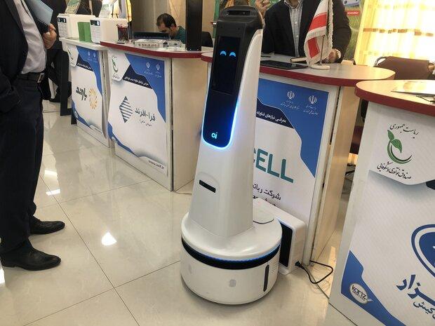 ربات اجتماعی برای راهنمایی مسافران در فرودگاهها ساخته شد