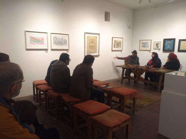 چالش های بازار هنر تجسمی در شیراز/لزوم دیپلماسی و کنشگری نسل نو