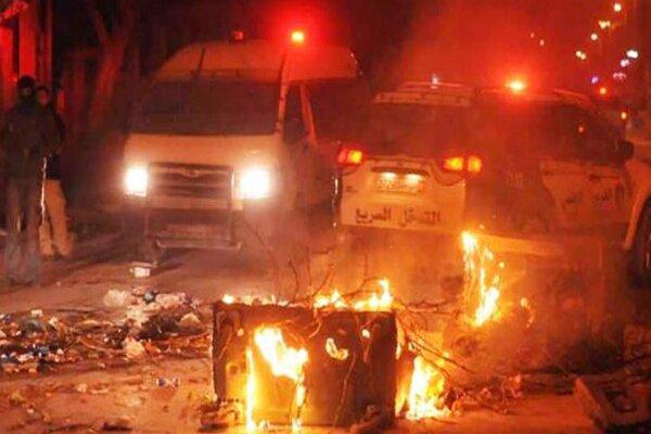 خودسوزی به سبک «بوعزیزی» و اوضاع خطرناک تونس