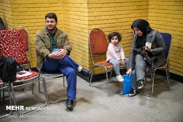 ششمین روز ثبت نام انتخابات مجلس شورای اسلامی