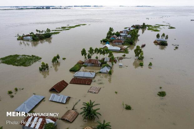 بنگلادش قربانی تغییرات اقلیمی