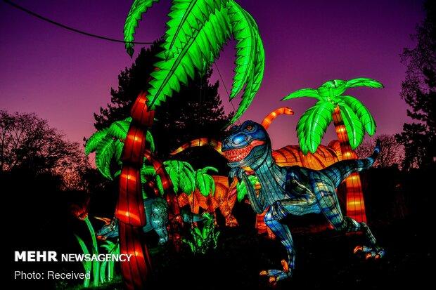 جشنواره نور در چین