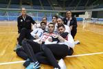 منتخب إيران يتأهل إلى نصف نهائي بطولة آسيا لكرة الهدف