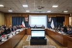 الاجتماع الاخير للجنة مشروع الموازنة العامة للسنة المالية الجديدة/صور