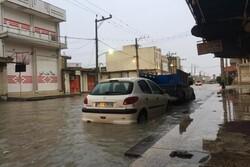 خودروهای آسیب دیده در آبگرفتگی اخیر خوزستان تعیین تکلیف نشدهاند