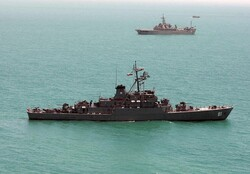 'Bayandor' destroyer joins Iranian fleet in southern waters
