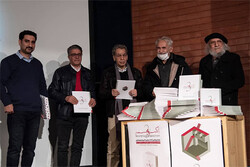 کتاب سومین اکسپو مجسمه ایران رونمایی شد