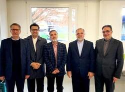 Switzerland hands over Prof. Masoud Soleimani to Iran