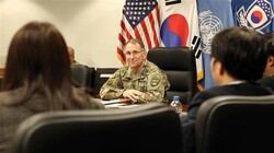 US, South Korea military cost-sharing