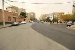 ۳۰۰ هزار متر مربع آسفالت در روستاهای خوانسار انجام شد