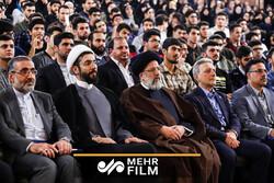 حضور بیسابقه رئیس قوه قضائیه در دانشگاه تهران
