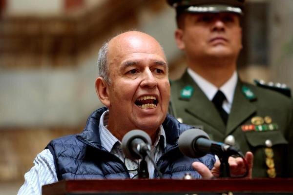 دولت بولیوی دست به دامان اسرائیل شد