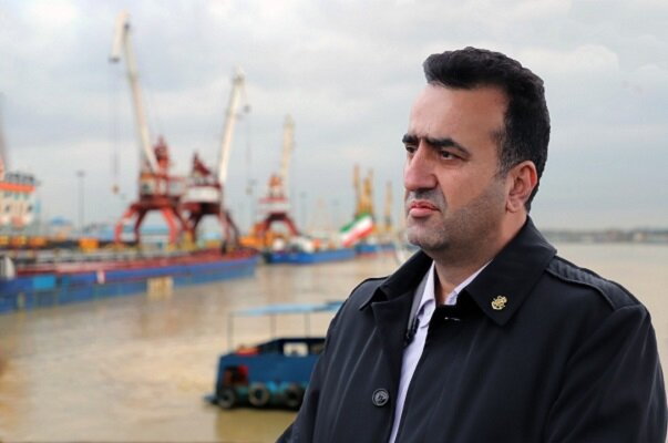 Iran's Anzali, Russia's Astrakhan confer on expansion of port coop.