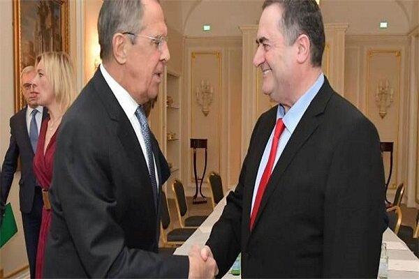 گفتگوی وزیران خارجه روسیه و رژیم صهیونیستی درباره ایران
