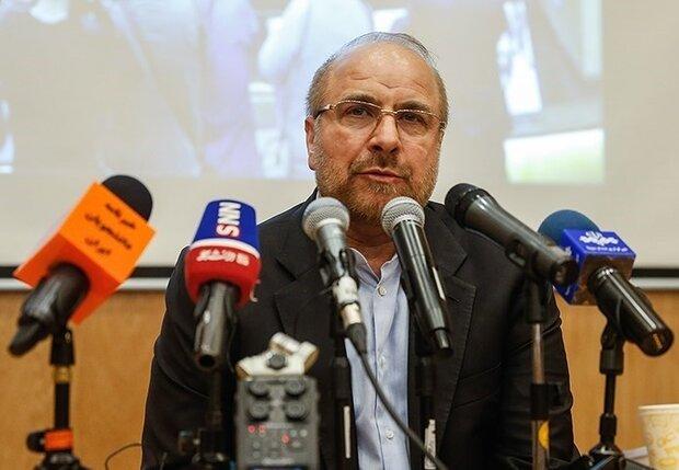Tahran'daki meclis seçimlerini kazanan Galibaf hakkında çıkan iddiaları yalanladı