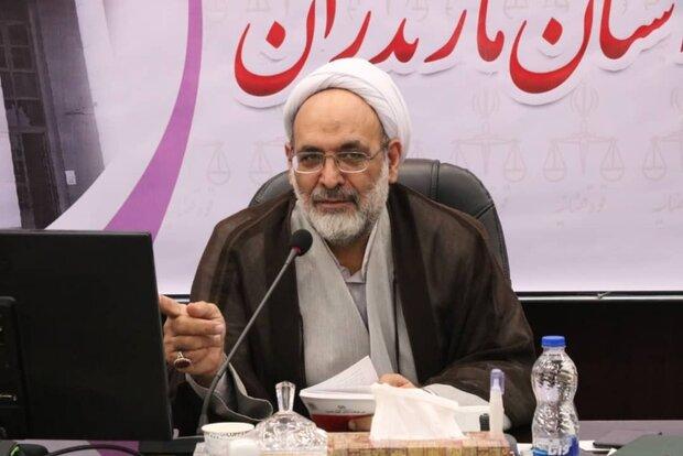 ۶ پرونده تخلف انتخاباتی فضای مجازی در مازندران تشکیل شد