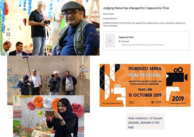 اثر فیلمساز گناوهای به بخش مسابقه جشنواره فیلم ایتالیا راه یافت