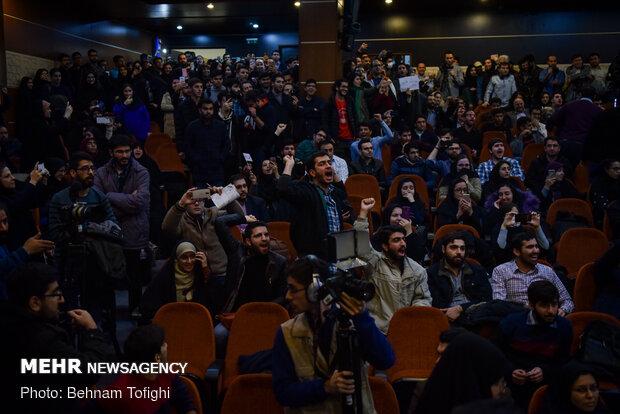 """University Students' Day"" commemorated in Allameh Tabatabaei Uni."