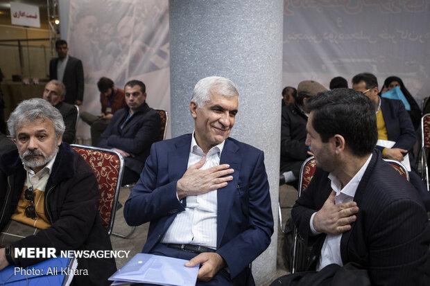 ثبت نام محمدعلی افشانی در انتخابات مجلس یازدهم