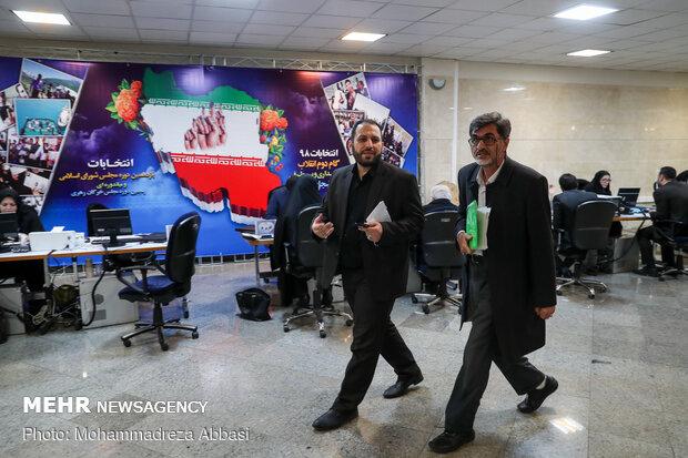 ثبت نام مهدی کوچکزاده در انتخابات مجلس یازدهم
