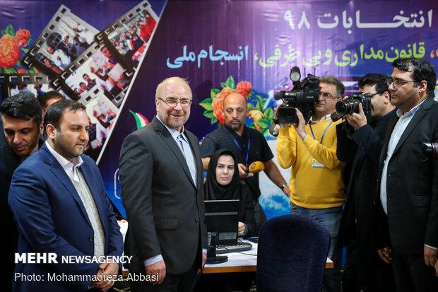 ثبت نام محمدباقر قالیباف در انتخابات مجلس یازدهم
